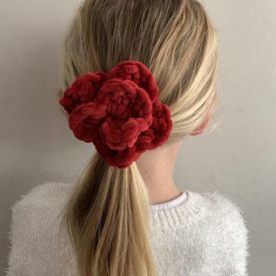 Crochet Rose Bobble