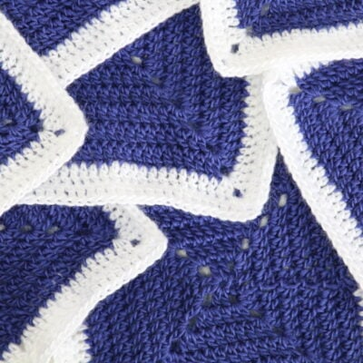 Geo-boho cal, crochet blanket, free patterns cygnet yarns, off the hook for you, solid granny square