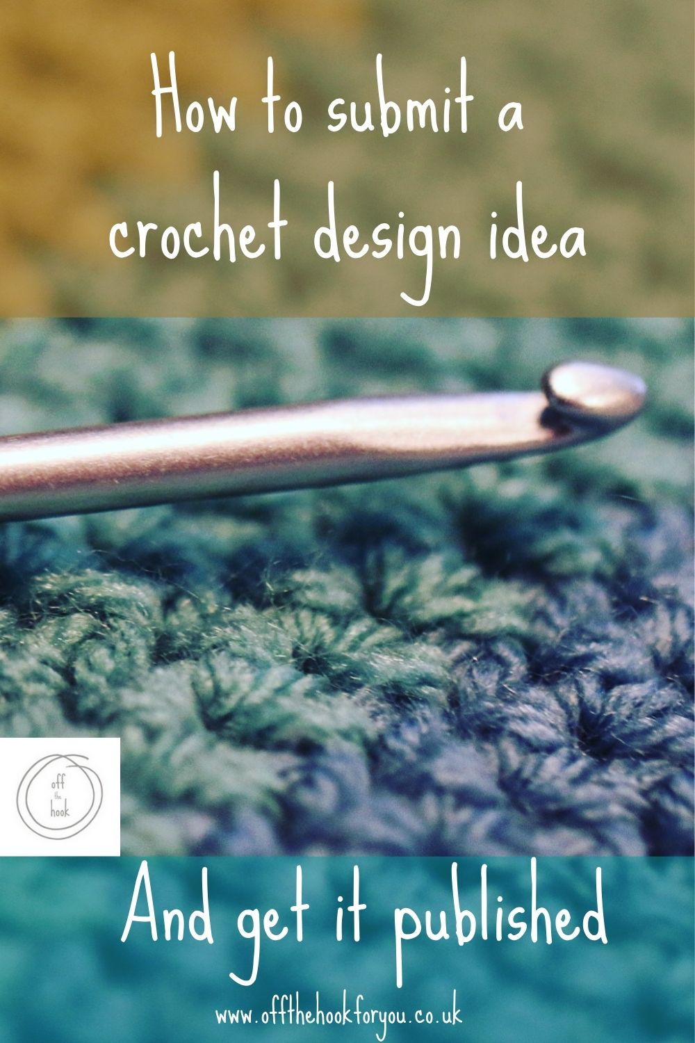 How to submit a crochet design